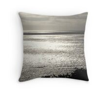 Dusk over the Blasket Islands, Dingle, Ireland Throw Pillow