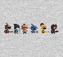 The Pixel League Kids Clothes