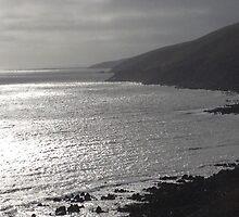 Dusk on the Atlantic Ocean, Slea Head, Ireland by Maire Morrissey-Cummins