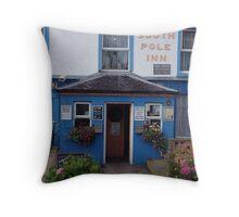 Tom Creen Pub, Anascaul, Kerry, Ireland Throw Pillow