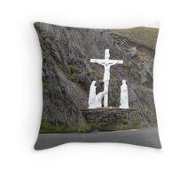 Slea Head, Atlantic Ocean, Kerry, Ireland Throw Pillow