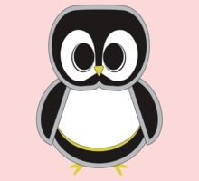 Paco the Penguin Baby Tee