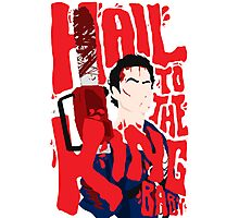 Army Of Darkness/Bruce Campbell Photographic Print