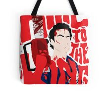 Army Of Darkness/Bruce Campbell Tote Bag