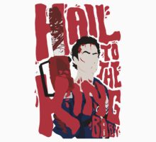 Army Of Darkness/Bruce Campbell by Alex Mahoney