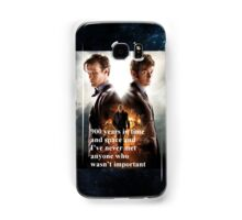 Doctor Who- Day of the Doctor Samsung Galaxy Case/Skin