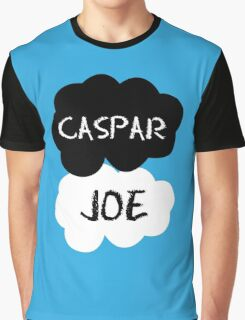 CASPAR & JOE (Caspar Lee & ThatcherJoe) - TFIOS Design Graphic T-Shirt