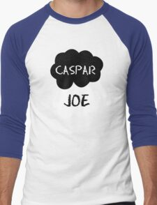 CASPAR & JOE (Caspar Lee & ThatcherJoe) - TFIOS Design Men's Baseball ¾ T-Shirt