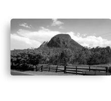 Mt Greville, Clumber, Qld Australia Canvas Print