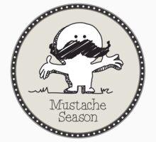 Mustache Season. Kids Tee