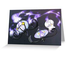 Light 'Em Up Greeting Card