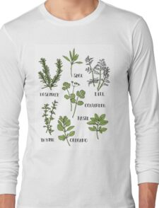 Herb Long Sleeve T-Shirt