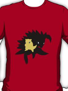 Sandshrew evolution chart T-Shirt