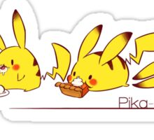 Pikagivings Sticker