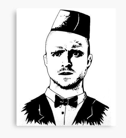 Who Yo Canvas Print