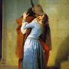 The Kiss (Hayez) by niconick95