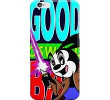 Jedi Oswald iPhone Case/Skin