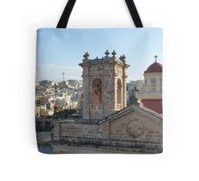 Mellieha Parish Church - Malta Tote Bag