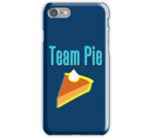 Team Pie iPhone Case/Skin