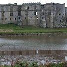 Carew Castle by Paul  Green
