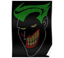 Joker - HAHAHA Poster (Black) Poster