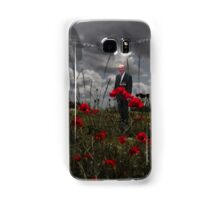 raf memorial Samsung Galaxy Case/Skin