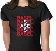 BASEL Womens Fitted T-Shirt