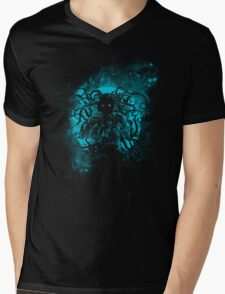 terror from deep space Mens V-Neck T-Shirt