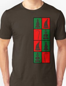 Christmas Collage Unisex T-Shirt