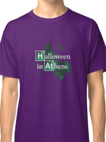 Halloween in Athens Classic T-Shirt
