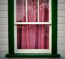 Country Window by Steve St.Amand