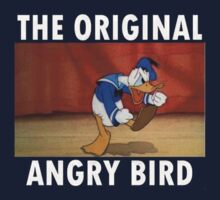 The Original Angry Bird (Donald Duck) Kids Clothes
