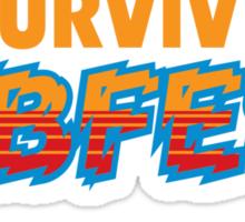 RIBFEST '98 Sticker