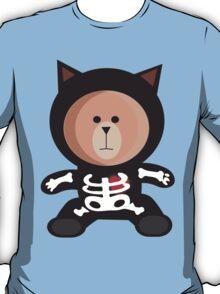 Skeleton Character Tee T-Shirt