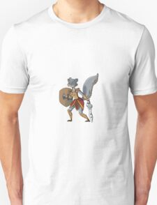 Squirrel Warrior T-Shirt