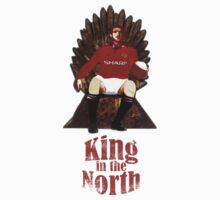 Game of Thrones: King Eric Cantona by Alice Edwards