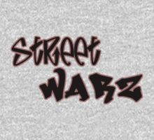 StreetWarz Logo by sarcasmlock