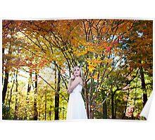 Fall Bride Poster