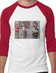 Art Museum Men's Baseball ¾ T-Shirt