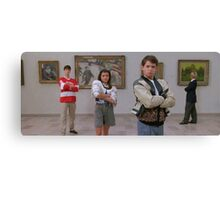 Art Museum Canvas Print