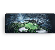 Pebble Beach Links 7th Hole Canvas Print