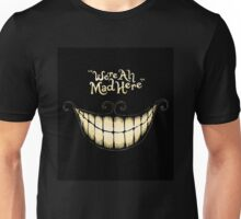 Cheshire Smile Unisex T-Shirt