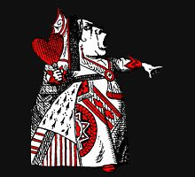 Queen of Hearts Alice in Wonderland Unisex T-Shirt