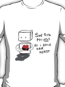 Stolen Legs Stolen Heart T-Shirt
