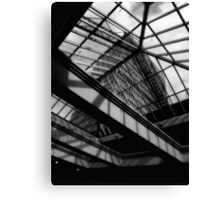 towering over Canvas Print
