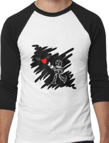 Chasing Love Men's Baseball ¾ T-Shirt