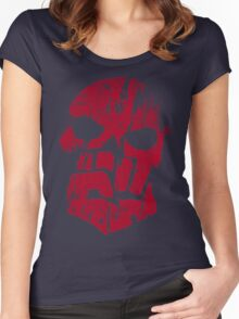 Blood Pack Veteran Women's Fitted Scoop T-Shirt