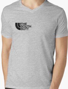 The south butt Mens V-Neck T-Shirt