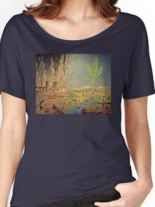 a tale of two cities  Women's Relaxed Fit T-Shirt