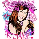 SNSD Tiffany Beep Beep design by noir0083